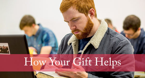 How your gift helps